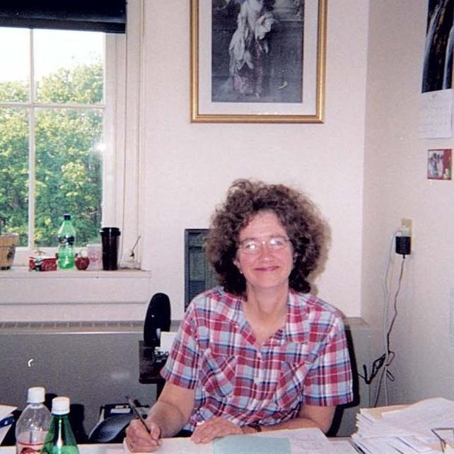 Judith Van Buskirk